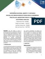 Informe Pratica Electronica Analoga FINAL