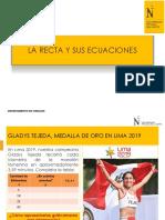 PPT 11-La Recta y Sus Ecuaciones-COMMA 2019 2(1)