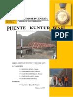 Puente Kuntur Wasi
