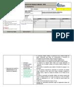 03 PET_CONT_PR_002 Trazado y Nivelacion (Control Topográfico)