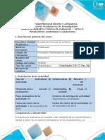 Guía de actividades y rúbrica evaluación - Tarea 3 – Metabolismo Catabolismo y Anabolismo.docx