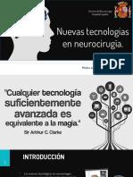 Nuevas Tecnologias en neurocirugia.pptx