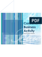 Present Control of Business Activity