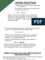LAS FUERZAS RESISTIVAS.pptx