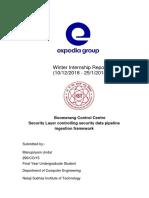 Manu Expedia Internship