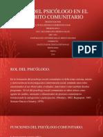 Rol del psicólogo en el ámbito comunitario.pptx