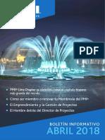 Boletín - Pmi - Abril 2018