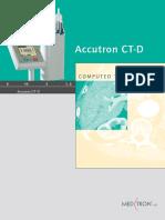 Accutron CT-D Eng