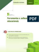 AULA III - Ferramentas e Softwares Educacionais I