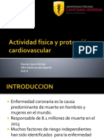 Actividad Física y Protección Cardiovascular 082019