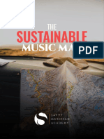 Sustainable Music Map