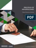 Procesos de importación U. Andina