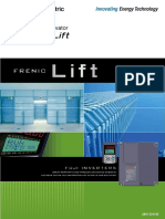 FRENIC Lift Catalog