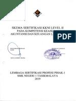 Cover Akuisisi Skema Akuntansi