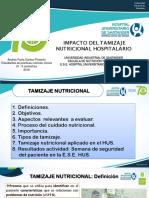Tamizaje Nutricional Fin
