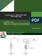 P1. Vibración Libre.pptx
