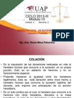SUCESIONES-COLACION