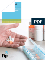 FIP Use of Medicines by the Elderly the Role of Pharmacy in Promoting Adherence