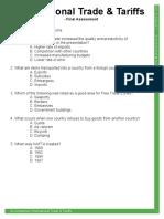 ICEV30094 Assessment IV - Final Assessment