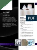 PFG707 Fluorofil Datasheet