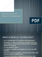 History of Medical Technology in the Philippines