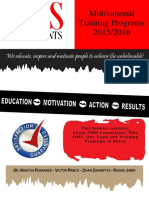 OMS Training Booklet - 2015 2016