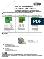 VFD-E Extension En, manual plc. Delta