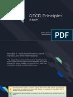 OECD Principles III Dan V