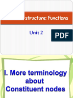 UNIT 2, Sentence Structure_Functions_handout