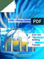 LPG - Pump Catalogue