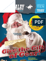 U.S. Cavalry 2010 Holiday Guide