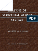 Analysis of Structural Member Systems - Jerome J. Connor.pdf