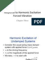 3Forced Vibration