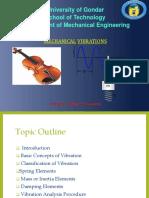 Lecture Vibration