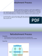 Refurbishment Process