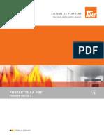 Amf 675 Amf Sisteme de Tavane Suspendate Casetate Pentru Protectie La Foc
