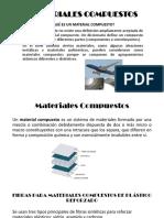 MATERIALES COMPUESTOS - Introduccion - Definicion - Expo