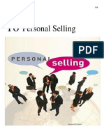 Chapter 16 Personal Selling