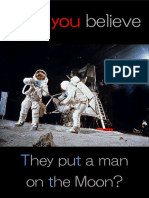 Can YOU believe they put a man on the Moon? Free book, 2019