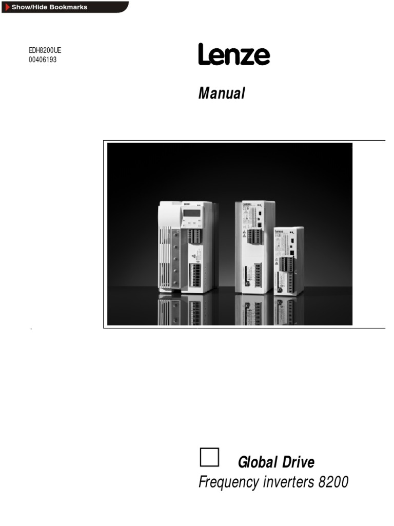 8200 Manual+Global+Drive   Electromagnetic Interference   Electromagnetic  Compatibility