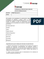 Trabajo Plan de Mantenimiento Preventivo 2019.docx