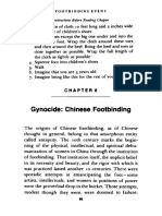 Gynocide_ Chinese Footbinding