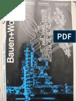 Bauen+Wohnen 1966_Noboru Kawazoe - From metabolism to metapolis