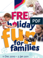 Festive Events at our Museums