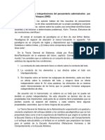 Primer Ensayo Desarrollo Organizacional