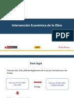 Charla Sobre Intervenciòn Economica de La Obra VF (1)
