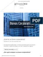 Bono Corporativo Imprimir