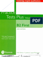 B2 First Practice Tests Plus Volume 1 with key.pdf