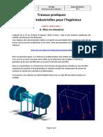 Tp4 Calcul Raideur Rdm6 Optimisation de Structure Logiciel Rdm Le Man (1)