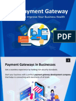 [Complete Guide] How Payment Gateway Can Help You Improve Your Business Health